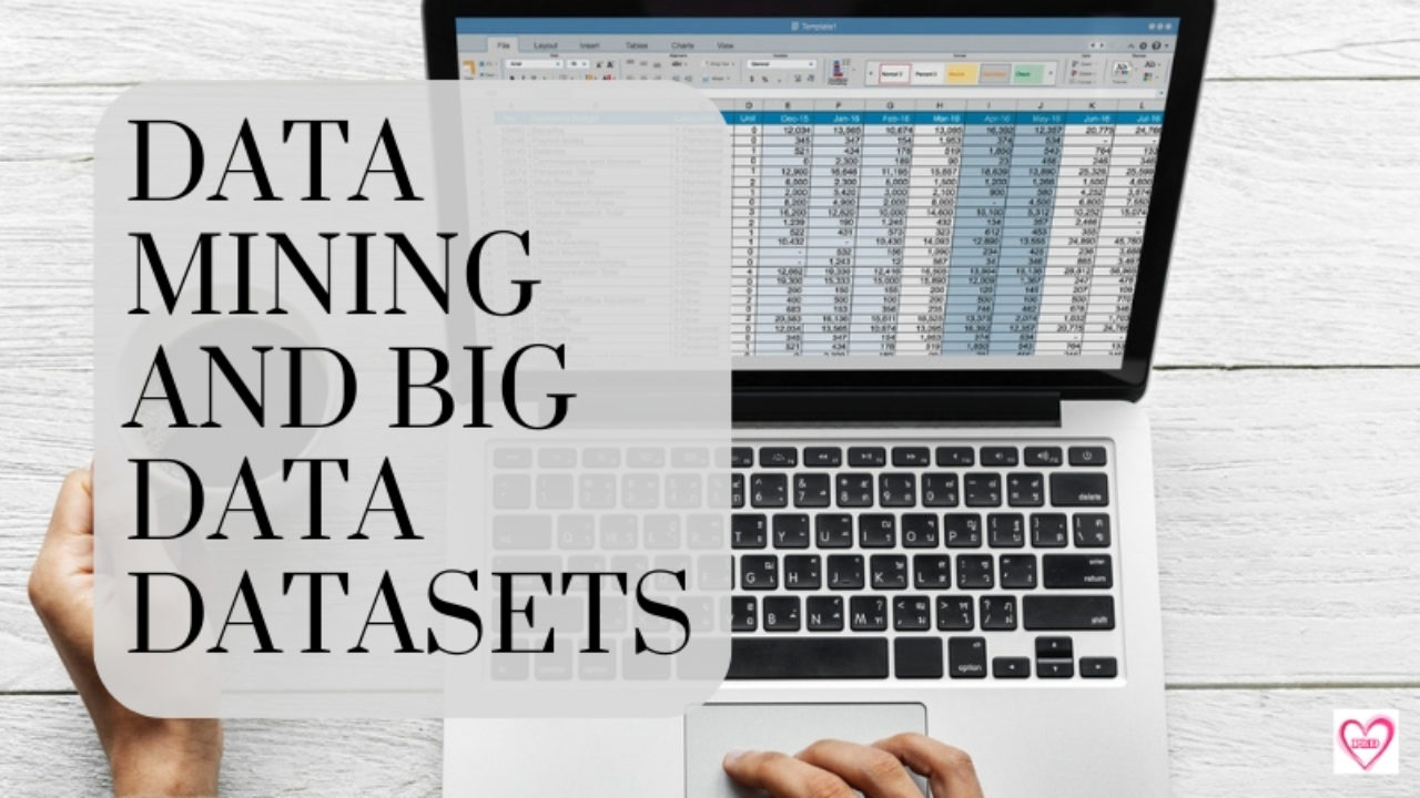 Data Mining and Big Data Datasets for free download | iLovePhD