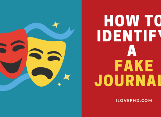 How To Identify Fake Journals
