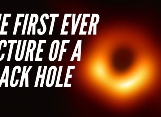The First Ever Picture of a Black Hole