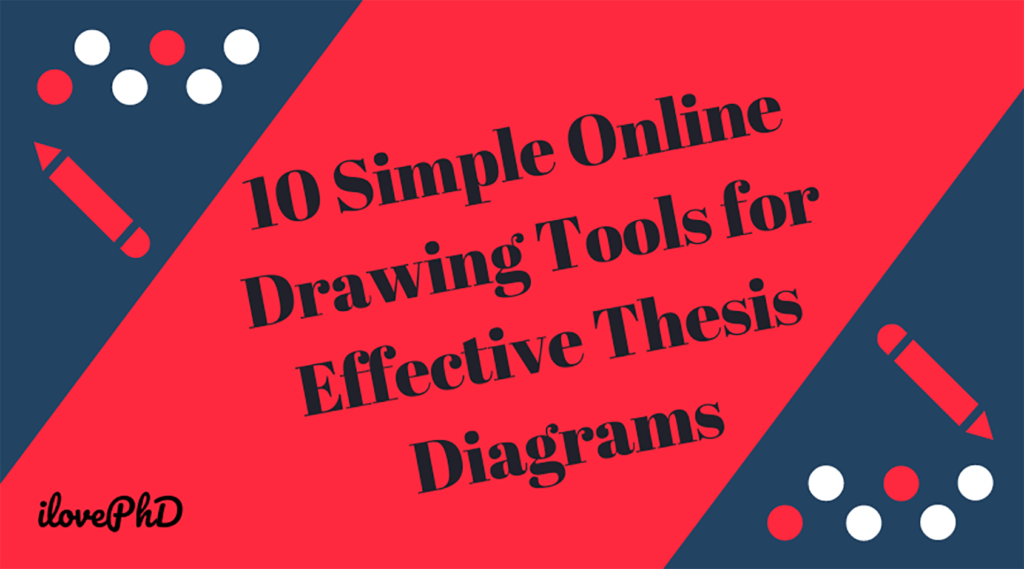 10 Simple Online Drawing Tools for Effective Thesis Diagrams