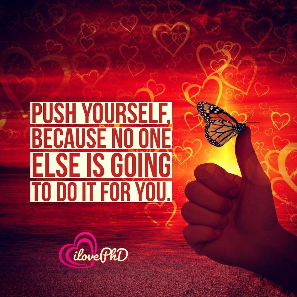 Motivational Quotes for the PhD Life | iLovePhD